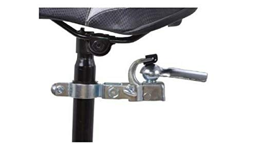Filmer Universelle Fahrrad Anhängerkupplung Maxi für Sattelrohrmontage Ø24-30mm