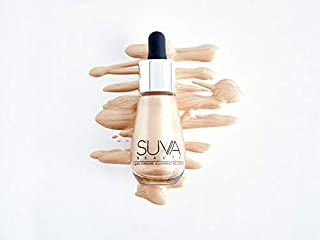 Suva Beauty Liquid Chrome Illuminating Drops In Trust Fund 0.5 Oz