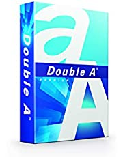 Double A Photocopy A4 Size 80GSM Paper - 500 Sheets, White