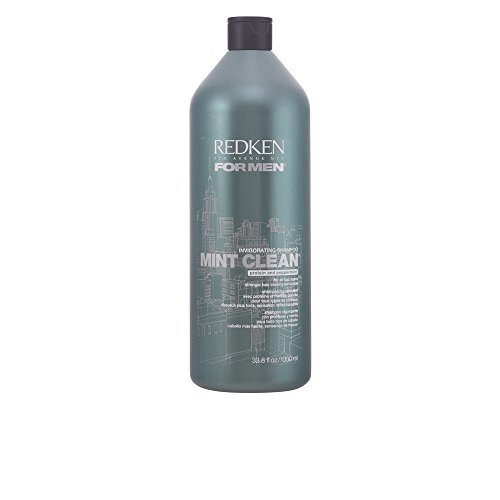 MINT CLEAN Shampooing 1L
