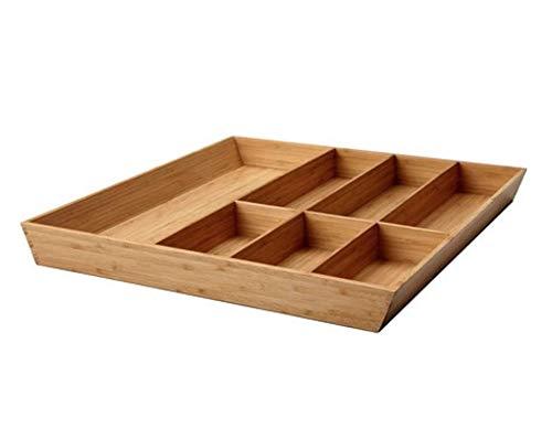 Ikea Variera Flatware Tray, Bamboo