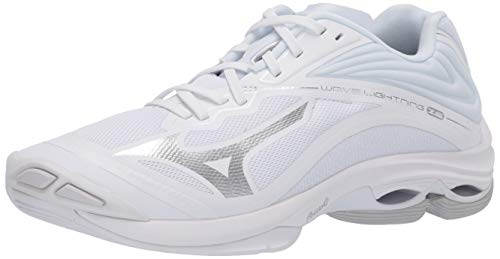 Mizuno Damen Wave Lightning Z6 Volleyballschuh, Weiá (weiß), 39 EU