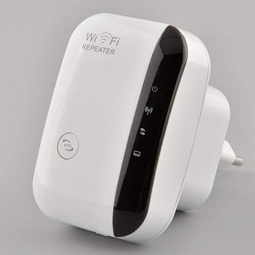 NAttnJf Amplificador de repetidor de señal WiFi WiFi de 300Mbps