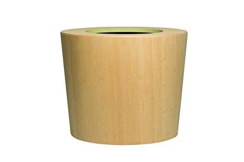 Hobby Flower Arc-Pot Rond avec autoriego 61 x 51 cm Bamboo