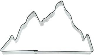 Städter Emporte-pièce en tôle Blanche Argenté 30 x 30 x 30 cm