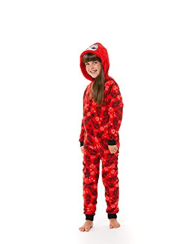 Cerdá L O L Surprise! Pijama Entero para Niñas, Pijama De Una Pieza, Forro Polar Suave Y Acogedor,...
