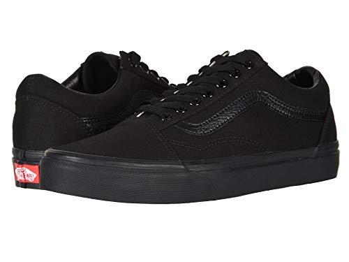 Vans Old Skool Black/Black Size 10.5 M US Women / 9 M US Men