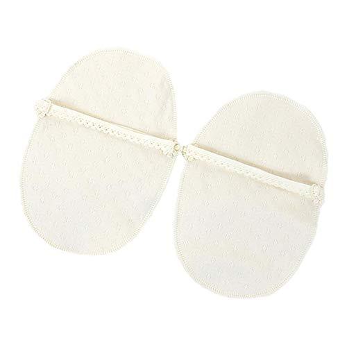 IPOTCH Tampon Coussinet Anti Transpirant Protège Aisselles, Invisible, Confortable 19 x 12,5 cm