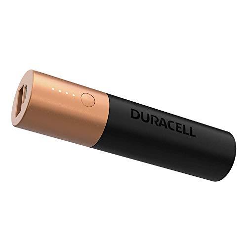 Duracell Powerbank, 3350 mAh, Universal Power Bank - 3350 mAh Pack of 1