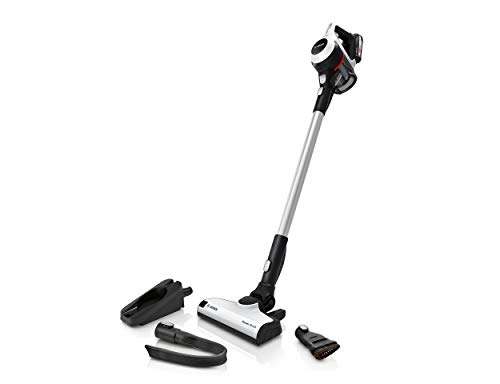 Bosch Unlimited Serie 6 Rechargeable Cordless Vacuum Cleaner, White, BCS61113AU