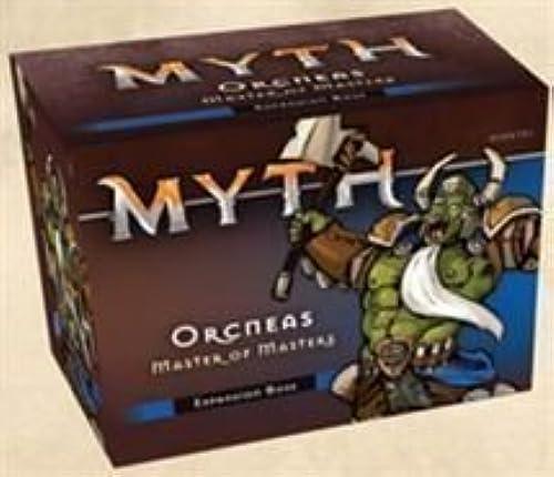 cómodamente Myth  Orcneas, Master of Masters Masters Masters Boss by MERCS  ganancia cero