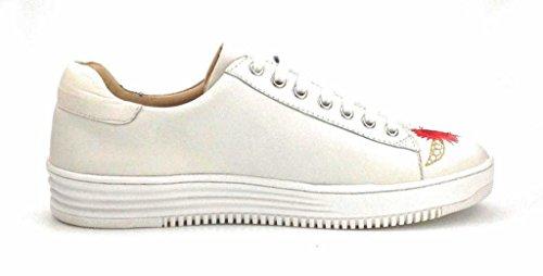 Lazamani Damen Sneaker 53.357 weiß 304474
