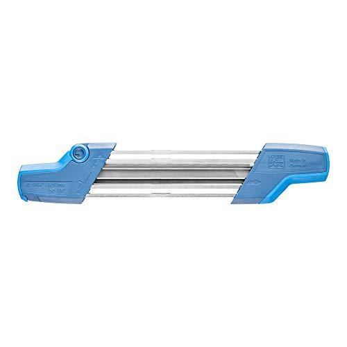 PFERD Kettensägeschärfgerät CHAIN SHARP CS-X, Feilen-ø 5,16 mm, 11098051 – Sägezahn und Tiefenbegrenzer in einem Arbeitsgang bearbeiten