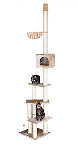 animal-design Katzenkratzbaum Kratzbaum Kletterbaum Kitty mit Höhle und Liegeflächen