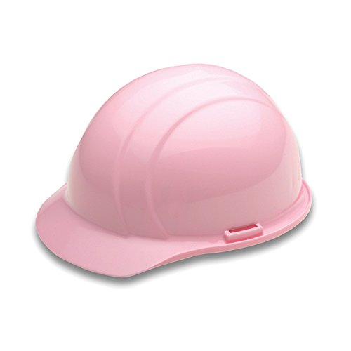 ERB 19775 Americana Cap Style Hard Hat with Mega Ratchet, Pink