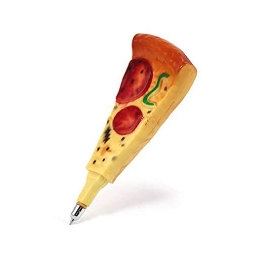 Pizza Stifte Kugelschreiber für Schule, Büro, Kinderspielzeug, Geschenk, 2 Stück
