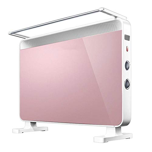 Best Price WSJTT Wall Heater,heater Portable Electric Convector with Adjustable Thermostat,Ideal for...