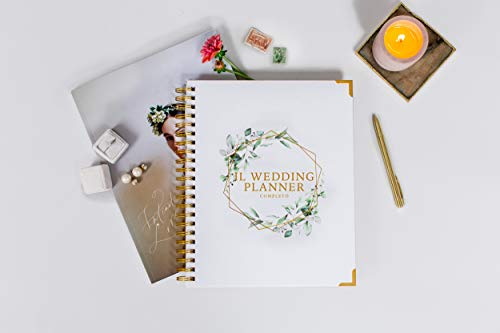 Organizzatore di matrimoni e agenda Diario Calendario Italiano - Wedding Planner Organizer Italian