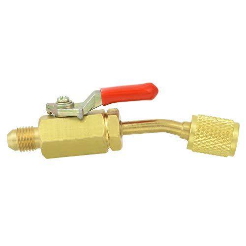Handmatige kogelventiel, R12 R134A R410A 1/4