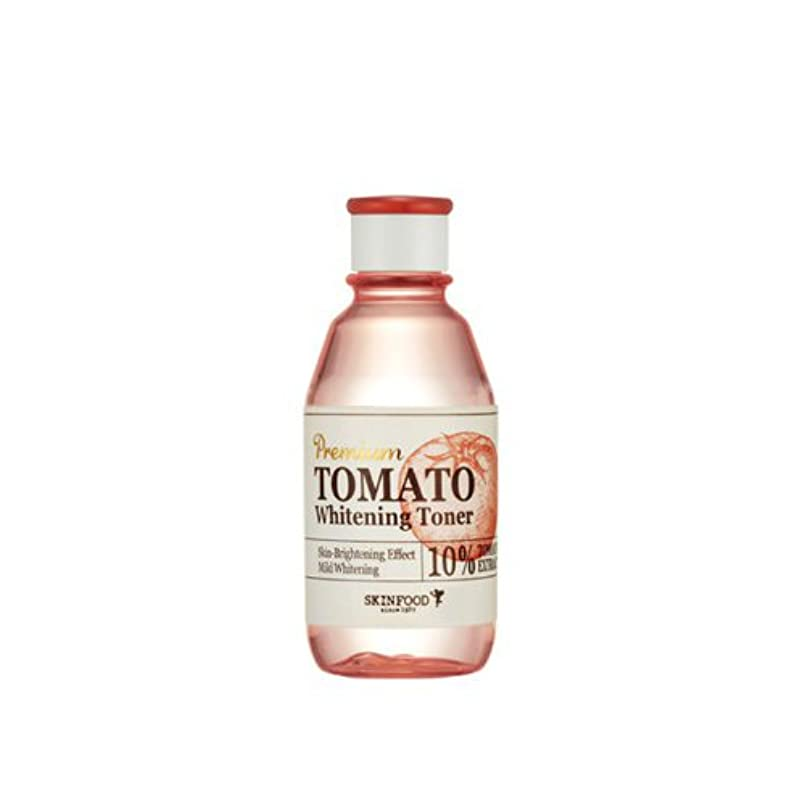 安全な難しい酸化物スキンフード プレミアム トマト ホワイトニングトナー [海外直送品][並行輸入品]