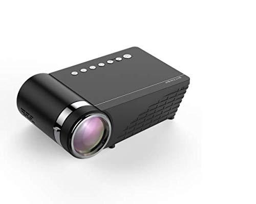 Projetor Blitzwolf® BW-VP8 5500 Lumens LCD 1080p, com Bluetooth, Espelhamento, Alto-Falante Embutido (Preto)