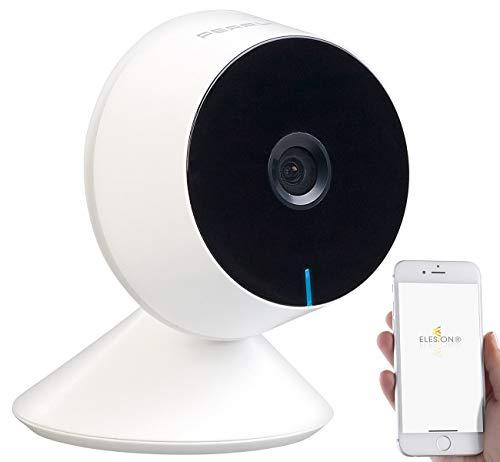 7links IP Cam: HD-IP-Überwachungskamera mit WLAN & IR-Nachtsicht, komp. zu Echo Show (WLAN IP Kamera)