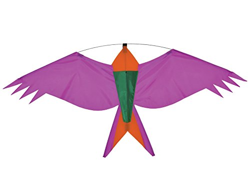 Breeze dans The Bird Silhouette Kite Violet