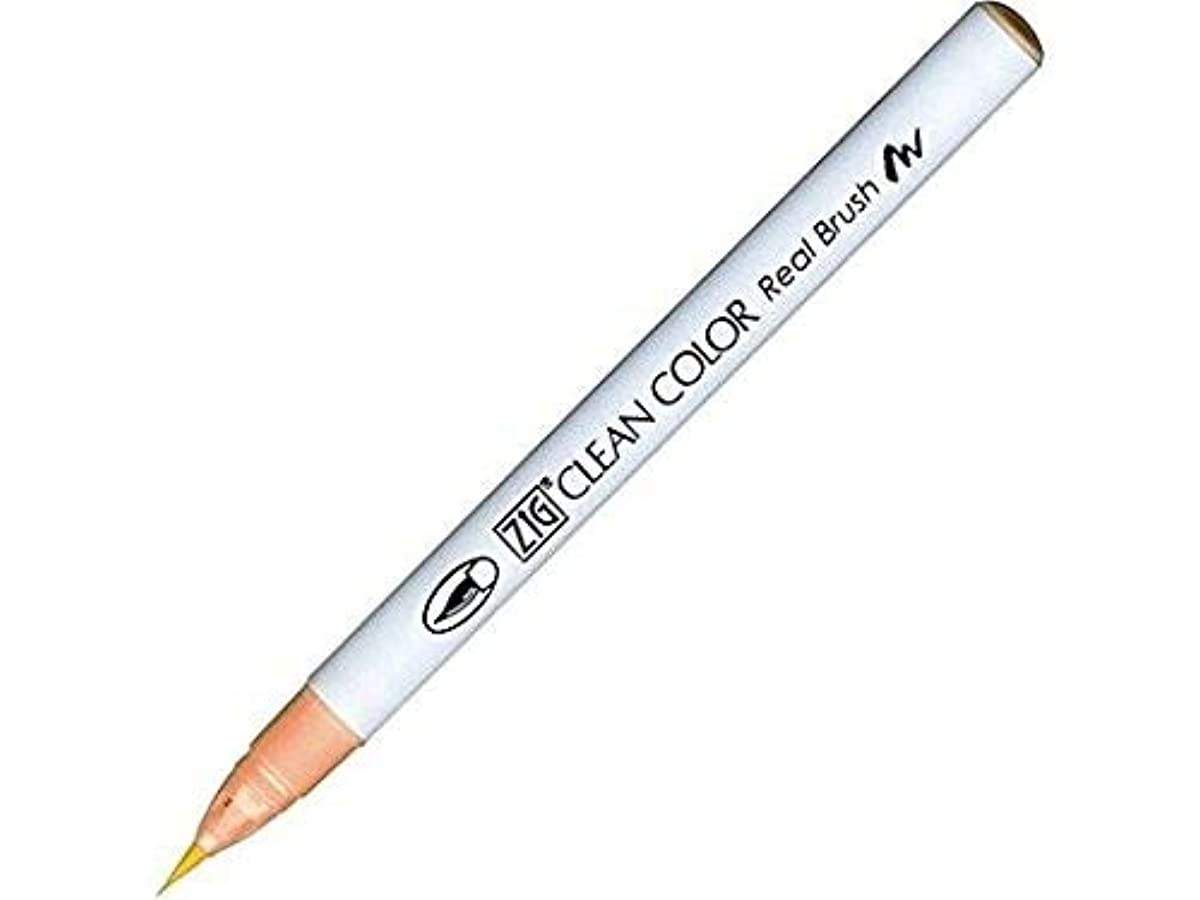 Zig Clean Color Real Brush Marker-Tea Rose