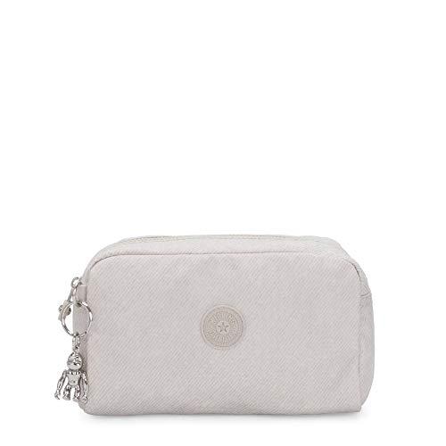 Kipling Damen Gleam Pouch Kosmetik-Necessaire, Galaxy Twist Grau, Einheitsgröße