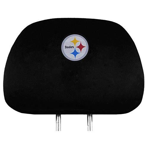 monogram headrest covers - 4