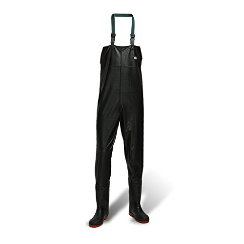Azuki Fly Fishing Waders with Wading Boots,Fishing...
