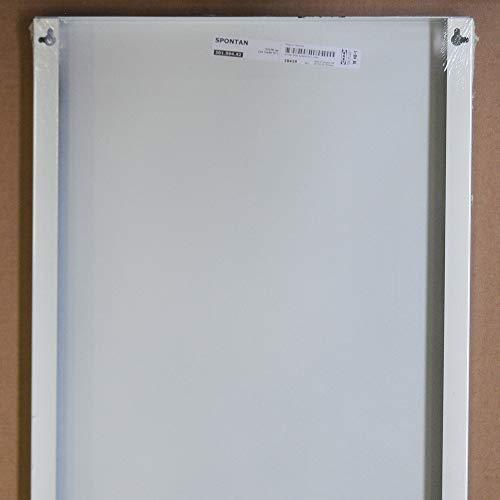 IKEA SPONTAN Magnettafel in weiß;...