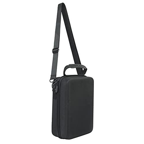 primrosely Funda rígida para altavoz portátil Marshall Stockwell II con Bluetooth y correa para el hombro, fácil de llevar
