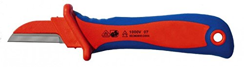 VDE Diamètre Du Câble 1000 V Décapage Blades Décapage Blades Câble Couteau Électricien 1