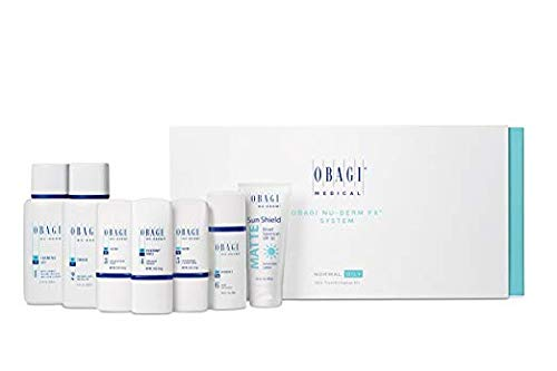 Obagi Nu-Derm Fx System Normal to Oily, (7 Count)