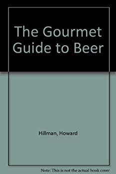 Paperback Gourmet Guide to Beer Book