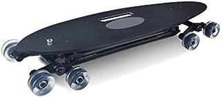 8-Wheel Ladder Wanderer Complete Longboard Skateboard Street Longboard Horse Riding Skateboard City Surfing AXCDE