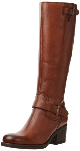 Hot Sale Clarks Women's Mojita Crush Boot,Cognac Leather,6 M US