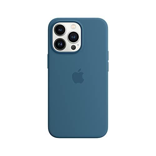 Apple SilikonHülle mit MagSafe (für iPhone 13 Pro) - Eisblau