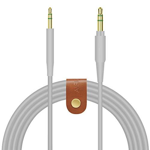 Geekria QuickFit Cable de audio de repuesto para auriculares Bose 700, NCH700, NC700, Bose QC35 II,...