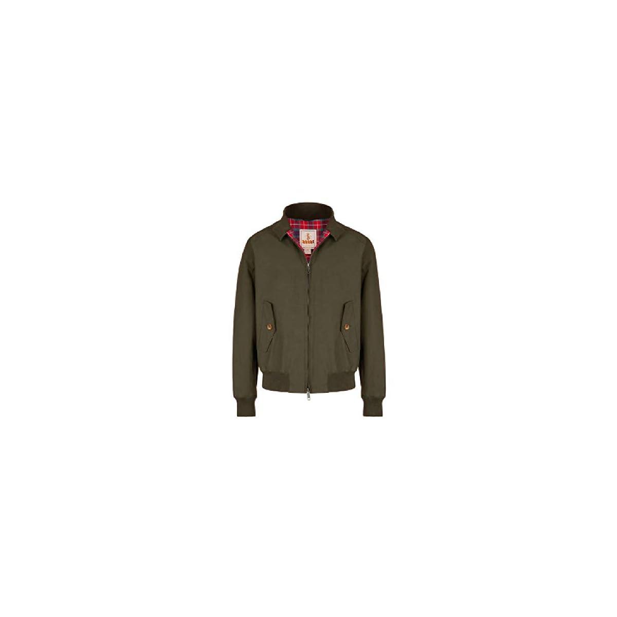 Baracuta G9 Harrington Jacket Beige
