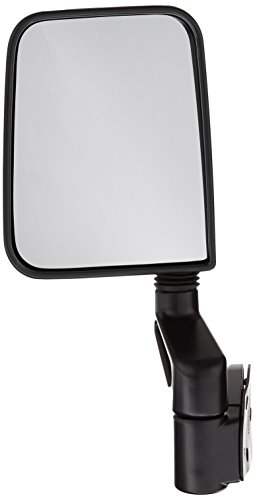 OE Replacement Driver Side Mirror Outside Rear View (Partslink Number CH1320296) Compatible with Jeep Wrangler/Sahara