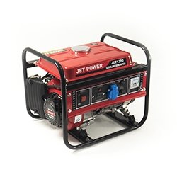 "Best Portable Generator Set - Gasoline – 2.4HP - 6L - Dimensions 18"" x 14"" x 17"""