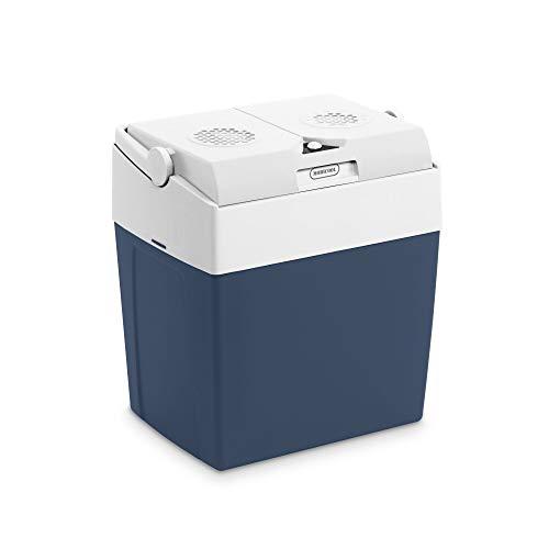 Mobicool MT30 AC/DC 29 L - Tragbare Thermo-Elektrische Kühlbox, Blau Metallic, 29 Liter, 12 V Und 230 V Für Auto, A++