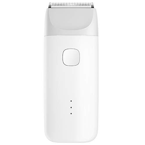 Xiaomi MITU Baby Elektrische Haarschneidemaschine Weiß Keramik Cutter Kopf Geräuscharm Profi IPX7 Wasserdicht Kinder Haarschneidemaschine Clipp