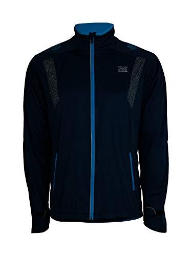 TAO Sportswear Herren Jacke Zentourion Running, Balena, 46