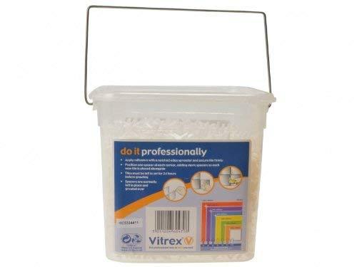 Vitrex 10 202600V 2.50mm Tegel afstandhouders (Pak van 3000)