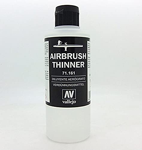 Vallejo VJ71161 Airbrush Verdünner, 200 ml