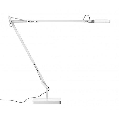 Sforzin Tischlampe F33110 weiß