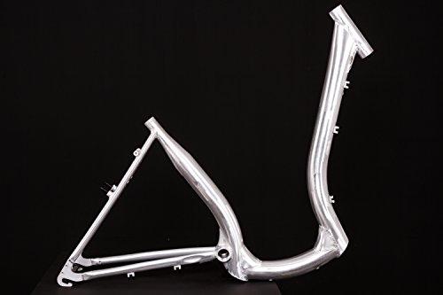MIFA 28' Zoll Alu Damen Fahrrad Rahmen City Tiefeinsteiger Easy Boarding Rh 46cm roh unlackiert A Head 1 1/8